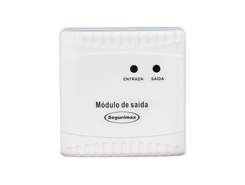 MODULO DE SAIDA ENDERECAVEL - Segurimax 1